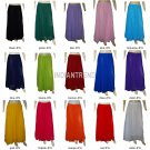 Choose gorgeous Skirt made in Chiffon Two Layers