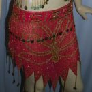 Choose Indiantrend Metal Coin Belly dance Butter Belt rare to find