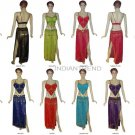 Choose New Indiantrend Fine Heavy Beaded Triangle Dance EHS Dress