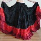25 Yard Gypsy Tribal Danc Skirt pattern New 100%  cotton INDIANTREND