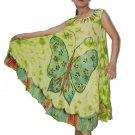 Lot wholesale 25 dresses Vibrant colors  Umbrella Tie Dye for everyone likes