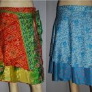 Wholesale lot of 20  Multi Magic Skirt Vintage Size small