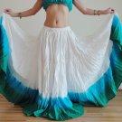 TRIBAL DANCING JAIPUR SKIRT PATTERN NEW PERU COTTON INDIA 25 YARD Gypsy