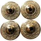 16 Pcs zills Zills Finger Cymbals Gold tone Saget belly dance