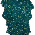 Rajasthan tribal fusion belly dance cotton polka dot skirt