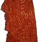 Algeria tribal dance cotton polka dot skirt