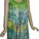 Lot of 10 Summer maternity rayon dress - store333