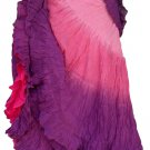 25 yard cotton belly dance skirt - Cotton Skirt
