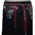 Hip Scarfs for Professional Dance Costumes - 10 pcs lot