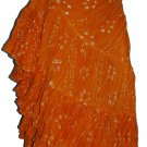 Rajasthan Kuchi Tribal Dance polka dot skirt