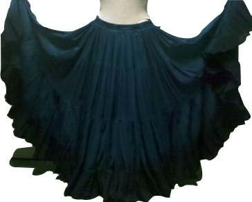 Belly dance Gypsy skirt UK