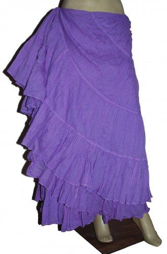 25 yard belly dance skirt - belly dance skirts