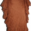 Plus size Gypsy dance Skirts - 39 inches skirts variation