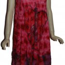 New style rayon tie dye wholesale 25 dresses - indiantrend