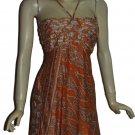 6 Indian design Multi wear fleet dress - women fashion