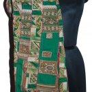 5 pcs Multi Color scarves for Women - assorted multi color scarves