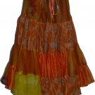 Egyptian Raks Sharki Belly Dance Chiffon Skirt - Multiple Variations