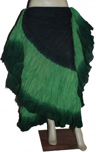 12 yard Long Skirt Flamenco Belly Dance