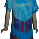 10 WOMEN LADIES RAYON DRESS WITH SHORT SLEEVES- INDIANTREND