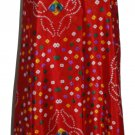 20 Skirt Recycled Art Silk Sari Skirts - 100 ways to wear
