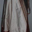 Wholesale 40 Piece Art silk reversible, two layer, wrap around skirt