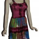 Pack of 10 Mix assorted color Australian Summer rayon maternity sun Dress