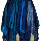 5 pcs Tribal Rumali style women skirts - Beach Skirts Hanky Hem