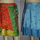 Wholesale lot of 10  Multi Magic Skirt Vintage Size small plus size in width