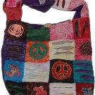 10 Pcs Bohemian Hippie Razor Cut Nepali Crossbody Bag