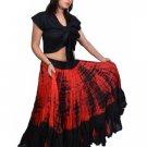 25 yard Tribal belly Dance Long dance skirts Dance New