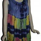 10 pcs Summer Casual Sun Dress - Multiple Colors