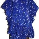 Polka dot tribal skirt with variation - 25 Yard Cotton