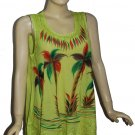 10 BABYDOLL RAYON EMBRIODERY TOPS - INDIANTREND