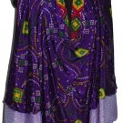 5 Pcs Indian Handmade Womens Beach Wrap Around Skirts
