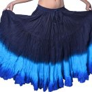 25 Yard Belly Dance Skirt Bottom border