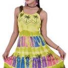 Pack of 10 Women's Bohemian Casual Tunic Dress