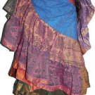 Belly Dance Costume Tribal Fusion Cotton Skirt - 20 Colors