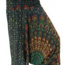 Women Rayon Mandala Trousers Afghani Yoga Aladdin WHOLESALE LOT 10 Pc