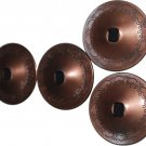 8Pair (16 Pcs) Egyptian Turkish Belly Dancing Finger Cymbals Zills