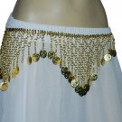 Dance Tribal Costume  Coin Handmade Accessory Belly dance