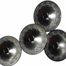 8 Pair(16Pcs) Steel Finger Cymbals Zills Belly Dance