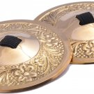 Belly Dance Finger Cymbals Golden Zills Zagats 8 Pairs (16pcs) Set