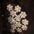 Bridal Rhinestone Crystal Hairpin tiara Hair Pin RP94