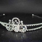 Bridal Wedding Crystal Rhinestone Headband Tiara HR05