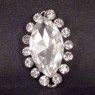 Bling Bridal Vintage style Crystal Rhinestone Pendant BN19