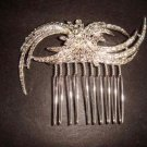 Bridal Rhinestone crystal Headpiece Headwear Hair tiara Comb RB331