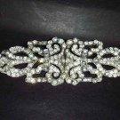 Bridal dress Corsage Czech Rhinestone Brooch pin Pi242