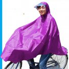 XXL Bike Cycling bicycle Adult Unisex hood waterproof outdoor cover raincoat CA1