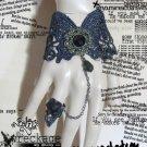 4 pcs Gothic Lolita Black christmas gift Belly dance slave bracelet lot  BR301