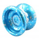 Personalize Aluminum Light Blue Yoyo YY1-BUY 6 can engrave your name on it